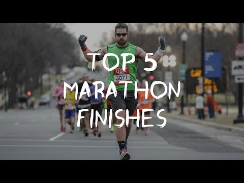 TOP 5//MARATHON AND HALF MARATHON//FINISHES
