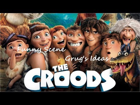 ™Hindi | The Croods - #2 Grug's Ideas -...