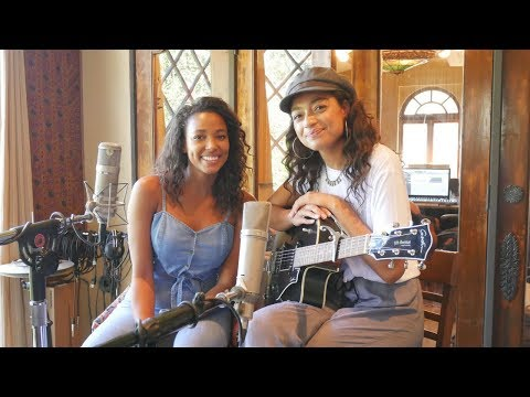 The Beatles  In My Life Cover By Dana Williams and Kylie Bunbury