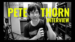 Pete Thorn on his Suhr signature guitar and musical influences | Guitar.com