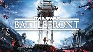 Star Wars Battlefront - Release Day Stream! Gameplay