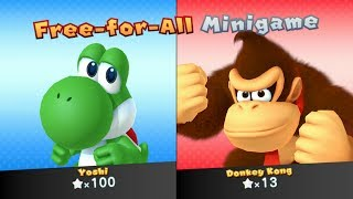 Mario Party 10 - Chaos Castle (Duel)