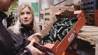 På besök i råvaruhimlen del 16 - HUR länge lagrar man avokado?