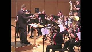 ISU Tuba Euphonium Ensemble - Dreams of a Witches Sabbath from Symphonie Fantastique