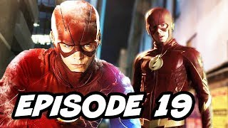 The Flash Season 3 Episode 19 TOP 10 and Comics Easter Eggs Explained