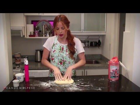Candelaria Molfese Tutorial de cocina Cookies para Regalar  EP04