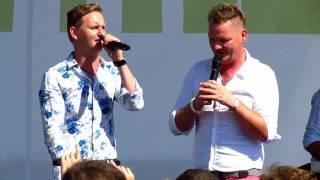 Koncert zespołu MIG / Dożynki Claas Polska