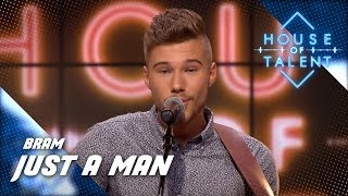 Wordt Bram de hunk van House of Talent?