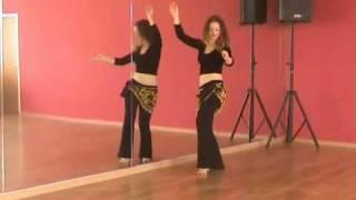 Танец живота. Уроки. Часть 2