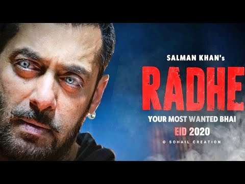 Radhe Official Trailer | Salman Khan | Randeep Hooda | Disha Patani | Eid 2020