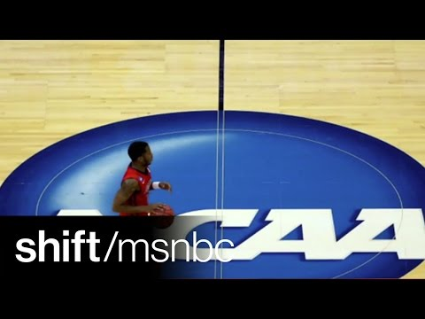 Are College Athletes Working For Free? | shift | msnbc