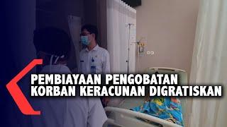 Puluhan warga Kampung Cipeundeuy, Kabupaten Bandung, Jawa Barat, harus dirawat di rumah sakit, karen.