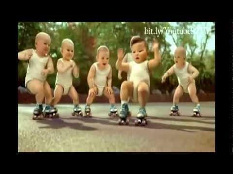 gummy bear song remix roller babies gangnam style