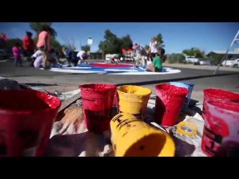 Pueblo Gardens Block Party