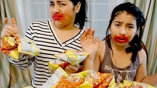 Flaming Hot Chips Challenge !