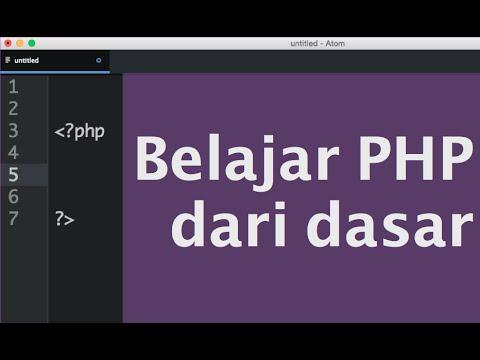 cara membuat web input data dengan php dan mysql | Doovi