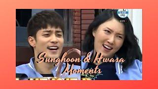 Download lagu SUNGSA (#Hwasa x #Sunghoon) moments ILA ep 326