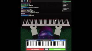 Imperial March - Star Wars Theme on a ROBLOX piano.