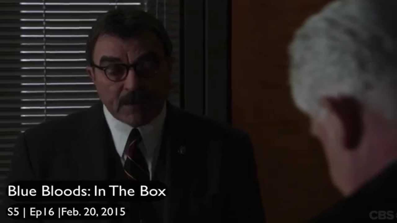 """Blue Bloods """"The Art of War"""" May 1st 2015 Season 5 Finale 