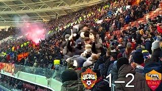 Download Video CSKA - ROMA. Clash of Fans. Moscow. 07.11.18 (detailed view) MP3 3GP MP4