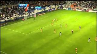 Pachuca vs Tigres  1  -  0  Jornada 15   Liga MX Apertura 2012
