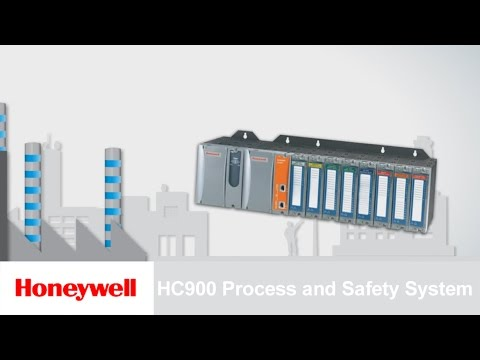 hqdefault hc900 process and safety system honeywell youtube  at virtualis.co