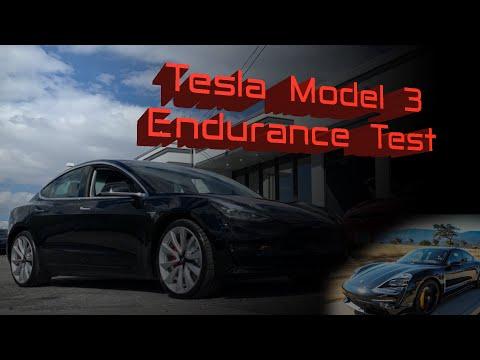 Porsche Taycan Vs Tesla Model 3: Head To Head