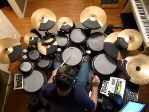 DIY Electronic Drum Kit - Ableton Live - (Defining Days)