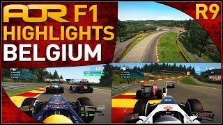 F1 2013 | AOR F1: S7 Round 9 - Belgian Grand Prix (Official Highlights)