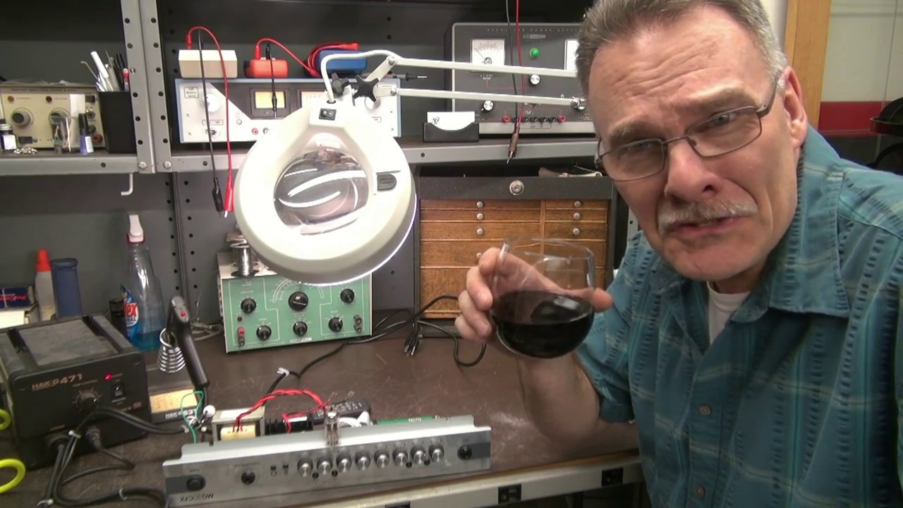 How To Repair Fix Troubleshooting Solid State Marshall Mg Series Guitar Jack Wiring Diagram Combo Amplifier Jacks