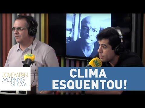 O Clima Esquentou No Morning Show! Veja A Discussão Sobre A Acusação De Assédio Contra Seal