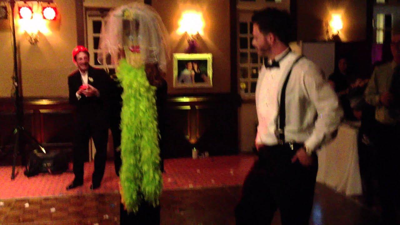 Cajun Wedding Broom Dance Youtube