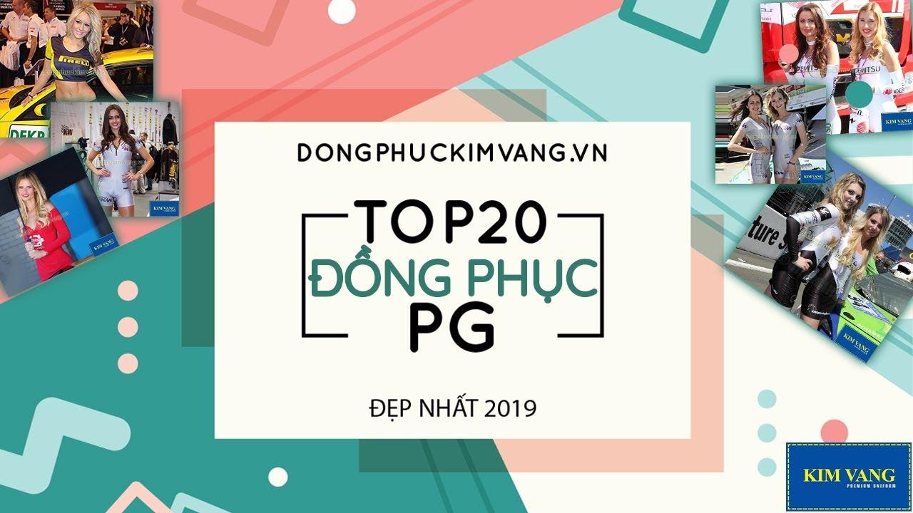 TOP 20 Mẫu Đồng Phục PG Đẹp Nhất 2019