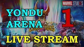 Yondu Arena - Round 2 - Part 1 | Marvel Contest of Champions Live Stream