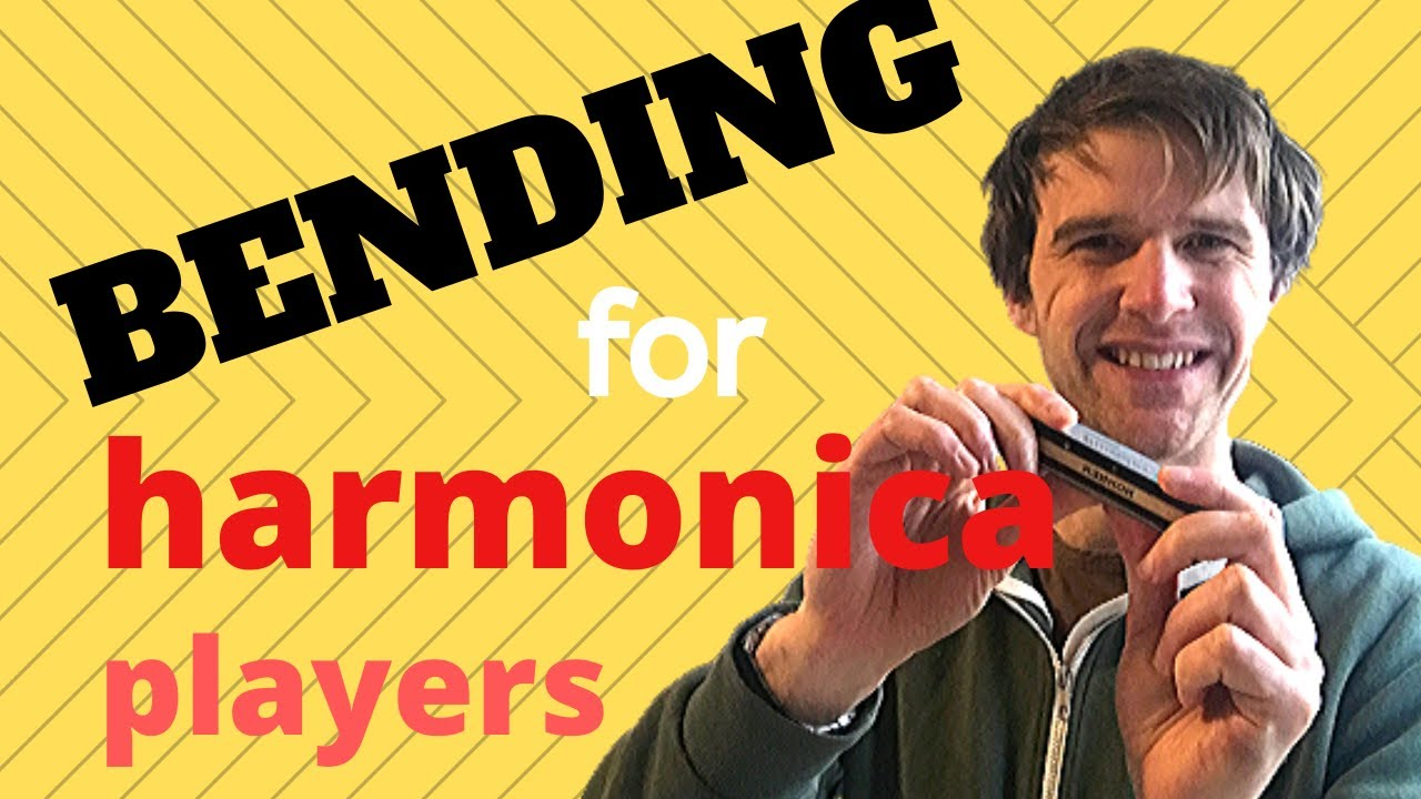 Download How to bend notes on the harmonica