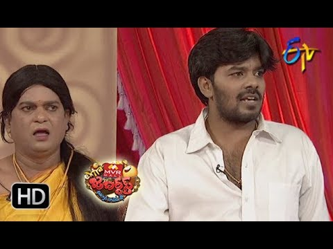Sudigaali Sudheer Performance | Extra Jabardasth | 25th  May 2018 | ETV Telugu