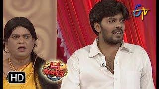 Sudigaali Sudheer Performance   Extra Jabardasth   25th  May 2018   ETV Telugu