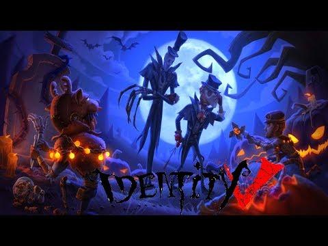 Dead by Daylight мобильная игра Identity V игра в маньяка стрим