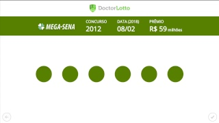 AO VIVO - Resultado das Loterias 08/02 - Mega Sena 2012 Timemania 1142 Dupla Sena 1754 Quina 4602