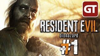 Thumbnail für das Resident Evil 7 Let's Play