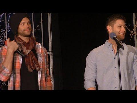 VegasCon 2016 GOLD Jared Padalecki and Jensen Ackles FULL Panel Supernatural