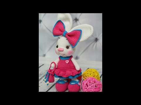 Cute bunny amigurumi pattern - Amigurumi Today - Amigurumi Crochet ... | 360x480