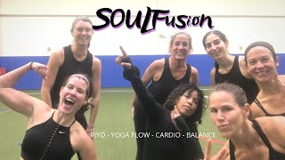 50 MIN YogaFlow SOULFusion | PiYO | CardioStrengthBalance | LowImpact | All Levels