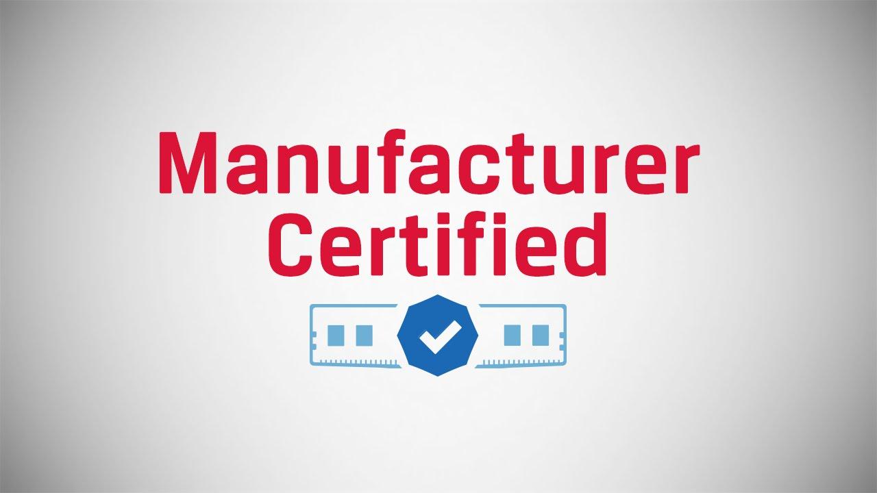Image result for certified server memory