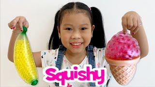 Người Chị Khó Gần - Em Tặng Chị Squishy Ice Cream ❤Susi kids TV❤