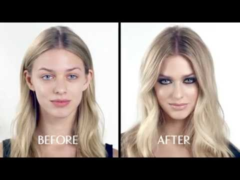 Charlotte Tilbury   How to create 'The Rock Chick'   House of Fraser