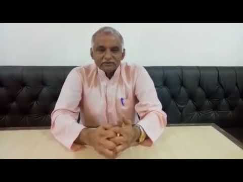 Dr Prakash Baba Amte speaks out on a Noise Free India