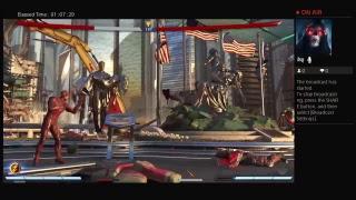 Injustice 2 campain part 1
