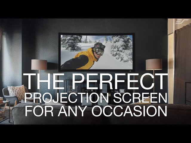 Elite Screens For Every Occasion