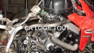 quad moteur moto 600 gsr